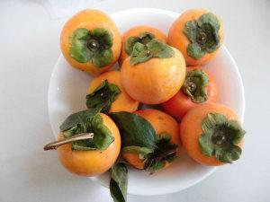 はなちゃんの柿