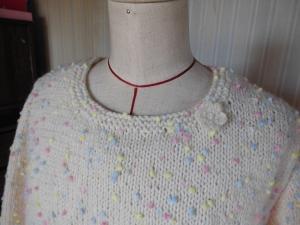 つぶセーター⑤