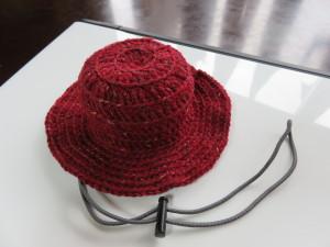 アンジェロの帽子