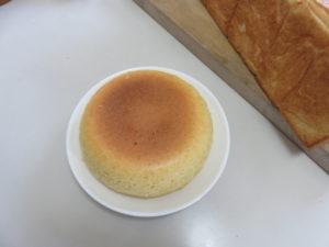 蒸しケーキ